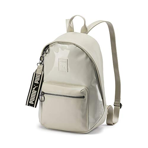 PUMA Damen Prime Premium Archive Backpack Rucksack, Overcast, OSFA