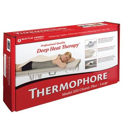 "Battle Creek Equipment Thermophore Classicª Plus Moist heating pad -Large/14"" x 27"" Model 255 Red"