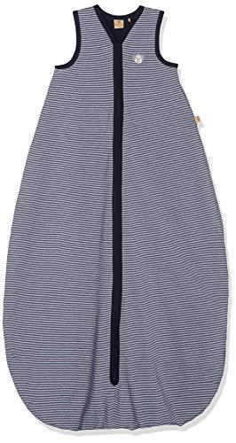 Bellybutton mother nature & me Unisex Baby Schlafsack, Blau (Navy Blazer|Blue 3105), 68 (Herstellergröße: L 70)