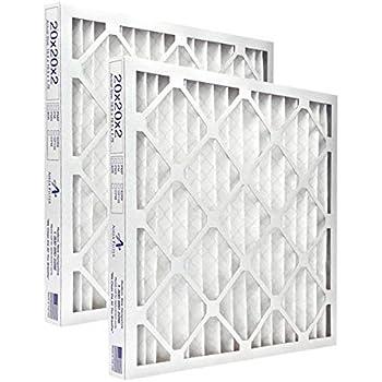 US Home Filter SC60-20X30X2 20x30x2 Merv 11 Pleated Air Filter 6-Pack 20 x 30 x 2