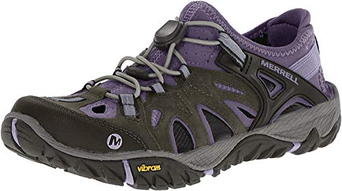 Merrell Women's All Out Blaze Sieve Water Shoe,Castle Rock,9 M US