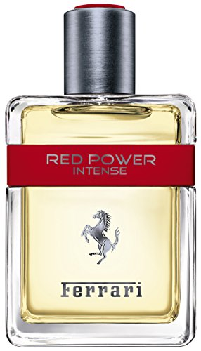 Ferrari Red Power Intense Eau de Toilette, Uomo - 125 ml