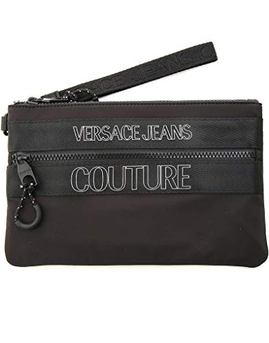 Versace Jeans Couture Willia Kleine Taschen Herren Schwarz - Einheitsgrösse - Geldtasche/Handtasche Bag