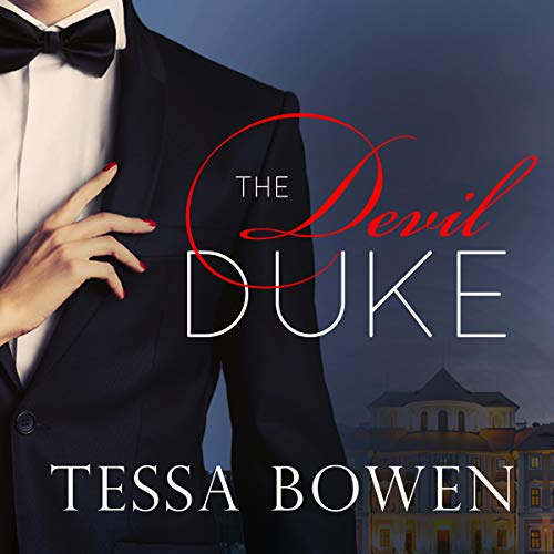 The Devil Duke  audiobook cover art