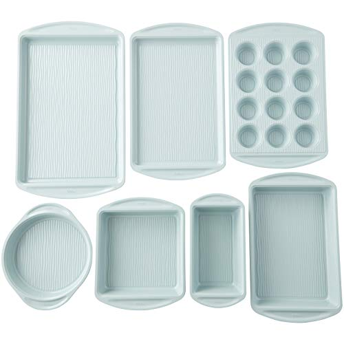 Wilton Texturra Performance Non-Stick Bakeware Set, 7-Piece