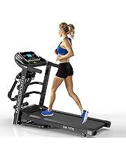 SKY LAND Treadmill-EM-1279 - Black