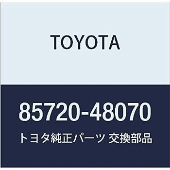Toyota 85720-47090 Power Window Regulator Motor Assembly