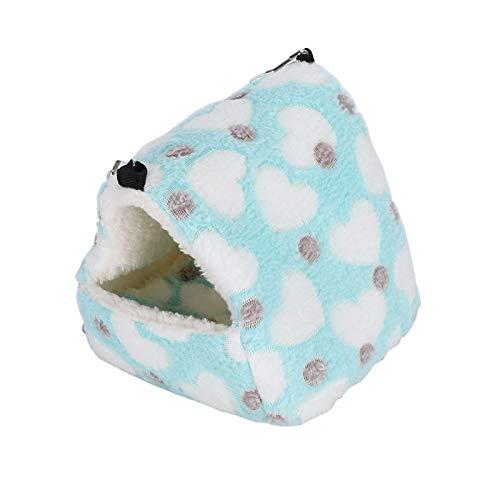 Jeanoko Pequeña mascota Nesting transpirable para hámsters (mediano)