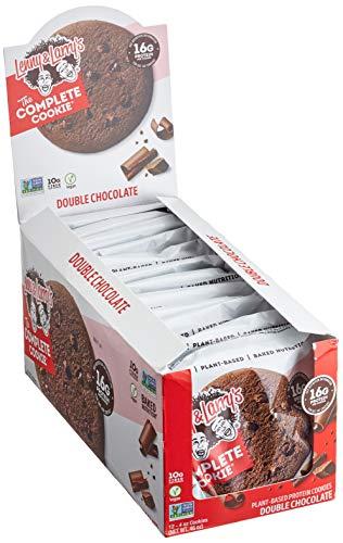Lenny & Larry's Complete Cookie Proteinkeks Proteinriegel Eiweiß - Double Chocolate - doppelte Schokolade 12x113 g