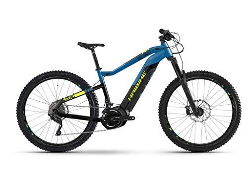 Haibike Sduro HardNine 9.0 29'' Pedelec E-Bike MTB schwarz/blau/gelb 2019*