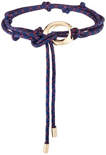 ONLY Damen ONLROPE Waist TIE Belt Gürtel, Dark Denim, One Size