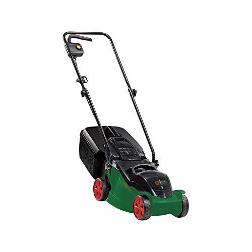 Dokado Rasenmäher Selbstantrieb mit und ohne Motormäher Mäher Elektro oder Benzin, Rasenmäher:E38-1400 Watt Elektro