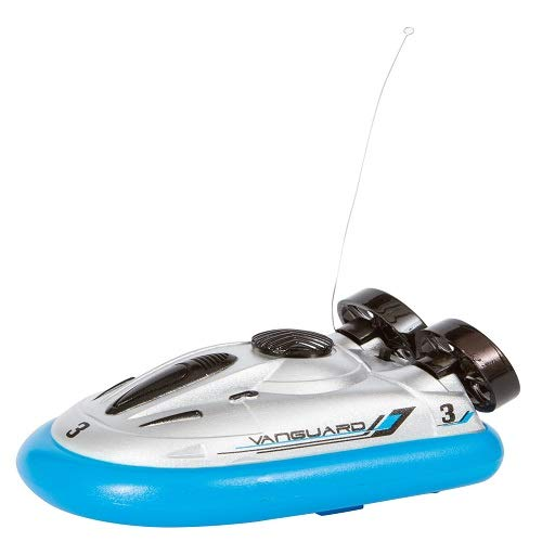 HQ Windspiration 500802 RC: Mini Hovercraft, Ferngesteuertes Luftkissenboot,Sortierte Farbe