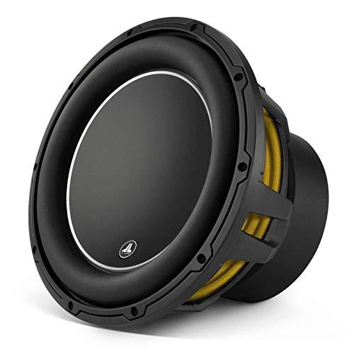 12W6v3-D4 - JL Audio 12' 600W Dual 4-Ohm Car Subwoofer 12W6v3D4