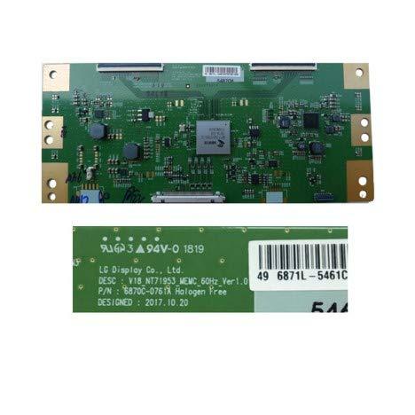 Placa T-con 6870C-0761A Sony KD-49XF7596