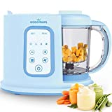 Baby Food Maker Eccomum Baby Food Processor Multi-Function Cooker and Blender to...