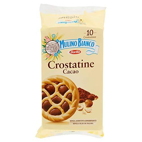 Mulino Bianco Crostatine con Crema al Cacao e Nocciole,...