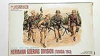1/35 HERMANN GOERING DIVISION 1943 WW ドイツ 兵士 ドラゴン DRAGON