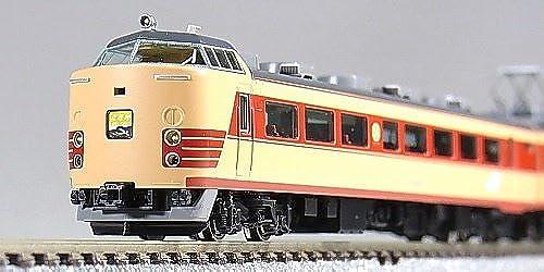 [Limited Edition] J.R. Limited Express Series 183 485 [Kitakinki] (with Kuha183-801) (6-Car Set) (Model Train) (japan import)