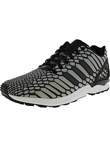 Zapatillas Adidas Zx Flux para hombre, color azul marino, 12 US