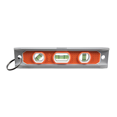 Klein Tools Magnetic Torpedo Level with Tether Ring 9319RETT