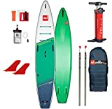 Red Paddle Co 13.2' Voyager Touring Stand Up Paddle Sup Board mit V-Hull 401x76cm