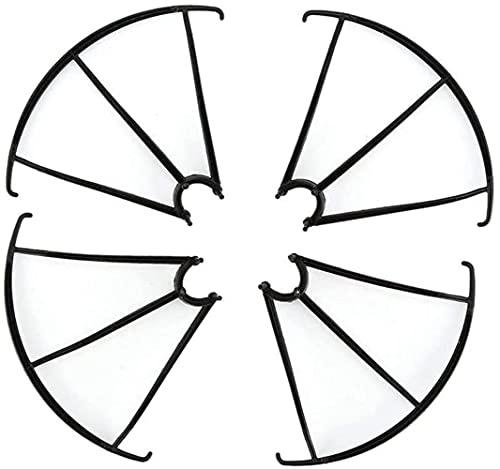 Accessori per parti di droni 2 paia di accessori per la protezione dell'elica della pala dell'elica Protezioni per la protezione delle eliche Accessori per parti di ricambio per Syma X5C RC Drone ( Co