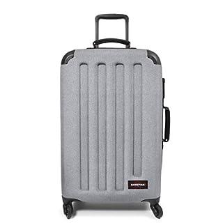 Eastpak Tranzshell M Suitcase, 67 cm, 56 L, Grey (Sunday Grey) (B0788DB4B8) | Amazon price tracker / tracking, Amazon price history charts, Amazon price watches, Amazon price drop alerts