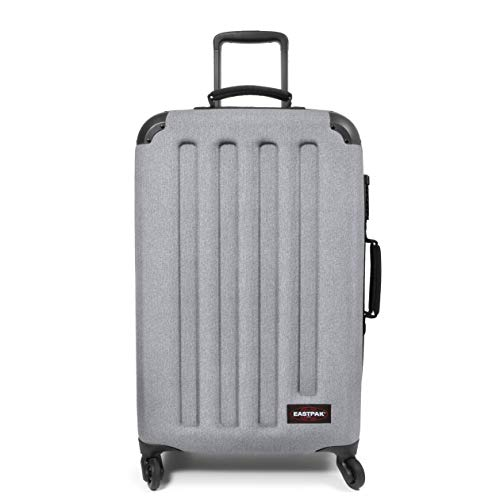 Eastpak Tranzshell M Suitcase, 67 cm, 56 L, Grey (Sunday Grey)