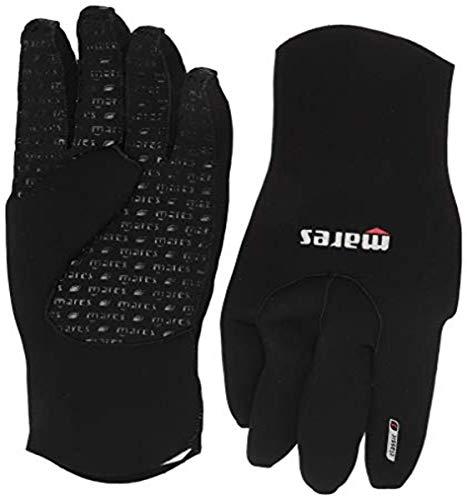 Mares Erwachsene Handschuhe Flexa Classic 3 mm Tauchhandschuhe, Black, XL