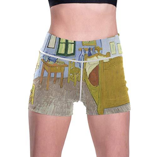 Fantazio Van Gogh Pantalon d'exercice pour femme - - XL