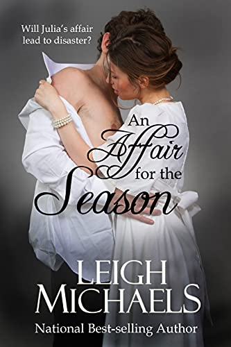 An Affair for the Season by [Leigh Michaels]