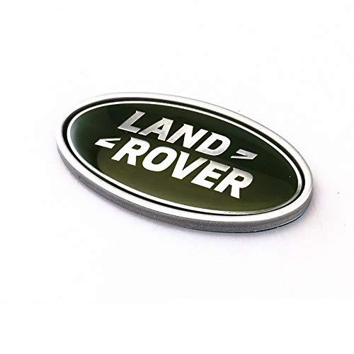 Adesivo 3D per auto in metallo Rover Aurora applica modifiche nella norma applicabile al rimorchio di rete Rover Aurora (colore : verde nerastro)