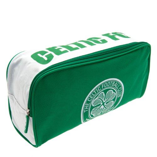 Official Celtic Fc Focus Shoe Bag Football Fan Trainer School Gym Boys Dad Gift