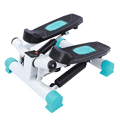 Dioche Up-Down Stepper per allenamento fitness regolabile per casa, cyclette, swing stepper per gambe, stepper girevole e sidestepper per principianti ed esperti