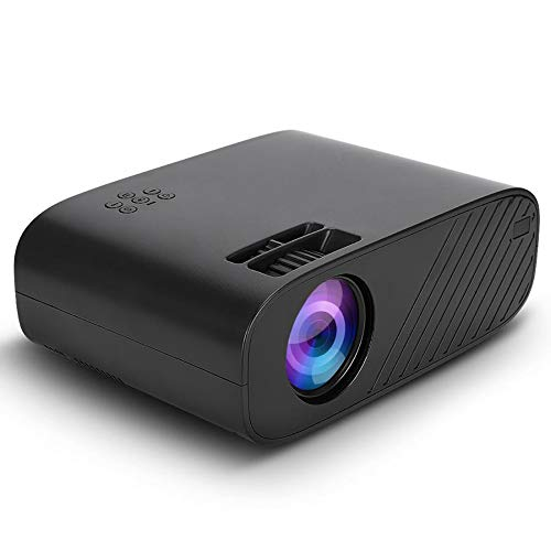 Fesjoy W90 LED Proyector Soporte 1080P Soporte con cable...