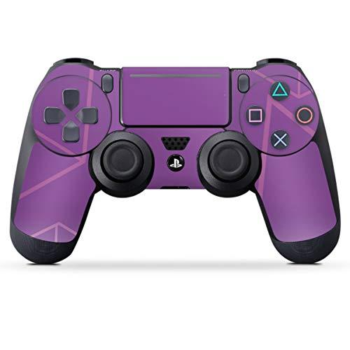 DeinDesign Skin kompatibel mit Sony Playstation 4 PS4 Pro Controller Folie Sticker Violetta Disney Offizielles Lizenzprodukt