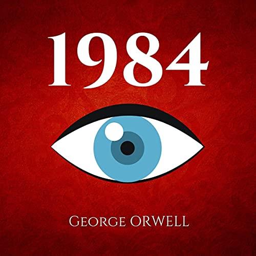 Amazon.com: 1984 (Audible Audio Edition): George Orwell, Benjamin ...
