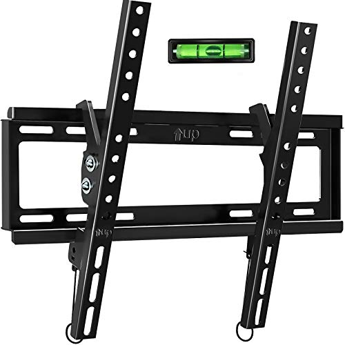 Tilt TV Wall Mount Bracket for Most 3255 Inch Flat Screen Curved TVs  BLUE STONE Universal TV Mount with VESA up 400x400mmLoading Capacity 66 lbs Fits 8quot12quot16quot Studs