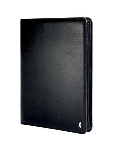 Chronoplan 50866 Organizer Kunstelder (Terminplaner A4 mit Reißverschluss) Ringbuch schwarz