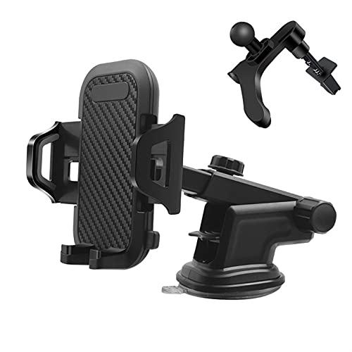 Auto Coche Titular del teléfono Dashboard Windshield Air Vent Phone Stand No Soporte magnético 4-6 pulgadas Celular móvil GPS Soporte de coche (Color : Style 3)