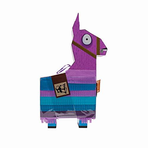 Toy Partner- FNT- PIÑATA Jumbo Llama, Multicolor (FNT0199)