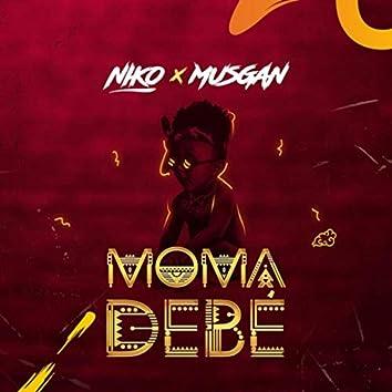 Moma Debe (feat. Musgan)