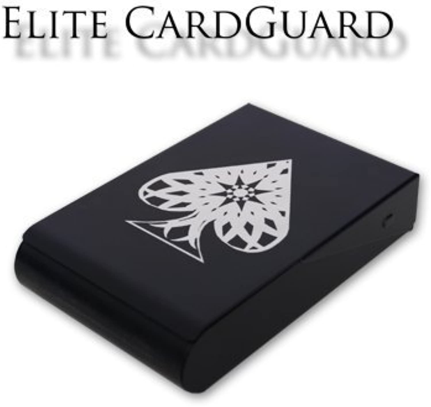 MMS Card Guard (schwarz) - Trick by M & M's