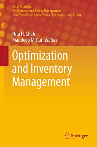 Optimization and Inventory Management (Asset Analytics)