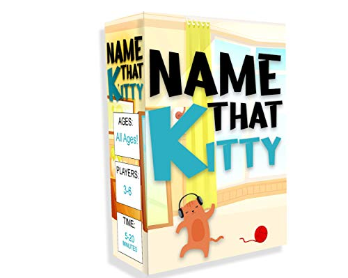 Name That Kitty- Brain Game for Boys and Girls to Develop Reasoning, Empathy, Logic and Planning Skills with Funny and Cute Kittens!