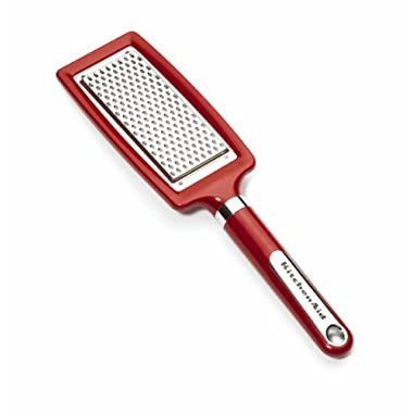 KitchenAid Flat Grater, Red
