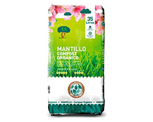 Sustraplus MANTILLO- Compost ORGÁNICO