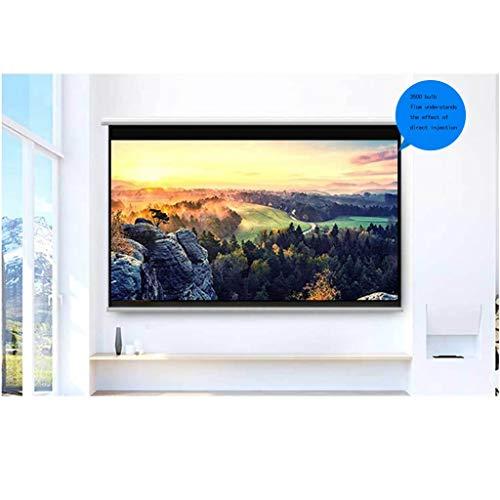 HongLianRiven Mini videoprojector, wit - ondersteuning 1080P - ondersteuning voor een verscheidenheid aan apparaatverbindingen - voor verschillende gelegenheden in huis 11-20, Package 1