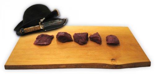 Wildschweinsteaks Gewicht 0,60kg